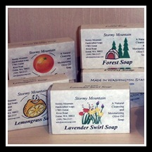 Stormy Mountain Soaps