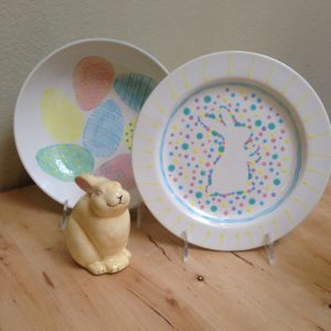 Easter pottery