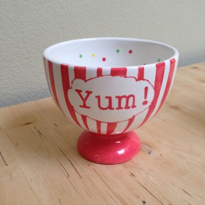 Ice Cream Bowl