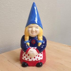 Norma the Gnome